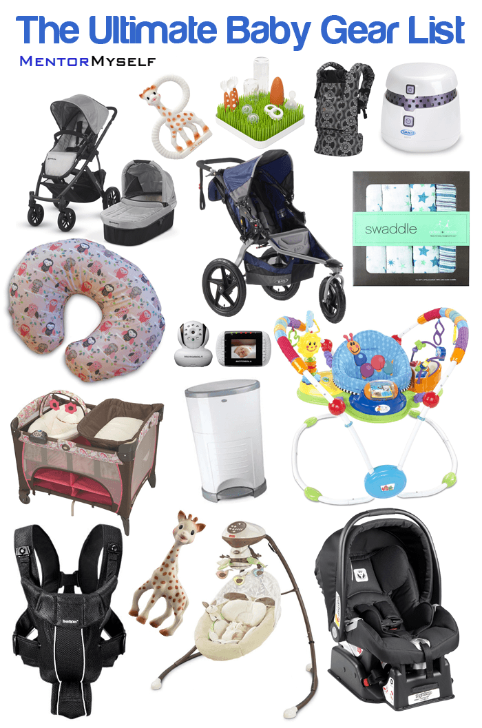 The Best Baby Gear Mentormyself